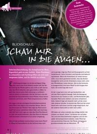 Titelbild der Ausgabe 1/2019 von BLICKSCHULE: SCHAU MIR IN DIE AUGEN…. Zeitschriften als Abo oder epaper bei United Kiosk online kaufen.