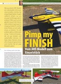 Titelbild der Ausgabe 18/2019 von Pimp my FINISH. Zeitschriften als Abo oder epaper bei United Kiosk online kaufen.