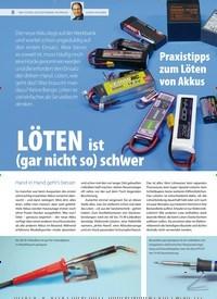 Titelbild der Ausgabe 21/2020 von FMT-EXTRA: LÖTEN ist (gar nicht so) schwer. Zeitschriften als Abo oder epaper bei United Kiosk online kaufen.