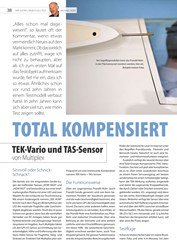 Titelbild der Ausgabe 17/2019 von TOTAL KOMPENSIERT. Zeitschriften als Abo oder epaper bei United Kiosk online kaufen.