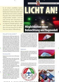 Titelbild der Ausgabe 18/2019 von LICHT AN!. Zeitschriften als Abo oder epaper bei United Kiosk online kaufen.