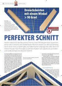 Titelbild der Ausgabe 20/2020 von PERFEKTER SCHNITT. Zeitschriften als Abo oder epaper bei United Kiosk online kaufen.