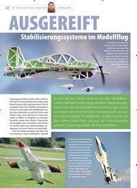 Titelbild der Ausgabe 21/2020 von FMT-EXTRA: AUSGEREIFT Stabilisierungssysteme im Modellflug. Zeitschriften als Abo oder epaper bei United Kiosk online kaufen.