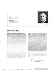 Titelbild der Ausgabe 2/2019 von DKG aktuell. Zeitschriften als Abo oder epaper bei United Kiosk online kaufen.