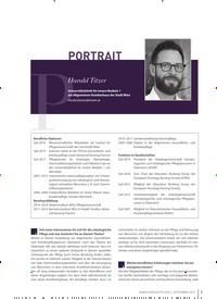 Titelbild der Ausgabe 3/2019 von PORTRAIT. Zeitschriften als Abo oder epaper bei United Kiosk online kaufen.