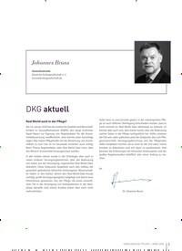 Titelbild der Ausgabe 1/2020 von DKG aktuell. Zeitschriften als Abo oder epaper bei United Kiosk online kaufen.
