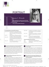 Titelbild der Ausgabe 1/2020 von PORTRAIT. Zeitschriften als Abo oder epaper bei United Kiosk online kaufen.