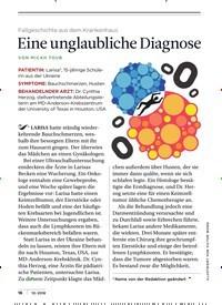 Titelbild der Ausgabe 10/2018 von Fallgeschichte aus dem Krankenhaus: Eine unglaubliche Diagnose. Zeitschriften als Abo oder epaper bei United Kiosk online kaufen.