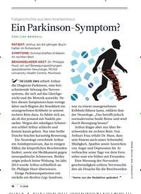 Titelbild der Ausgabe 11/2018 von Ein Parkinson-Symptom?. Zeitschriften als Abo oder epaper bei United Kiosk online kaufen.