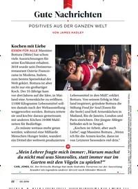 Titelbild der Ausgabe 3/2019 von Gute Nachrichten. Zeitschriften als Abo oder epaper bei United Kiosk online kaufen.