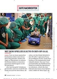 Titelbild der Ausgabe 7/2019 von GUTE NACHRICHTEN. Zeitschriften als Abo oder epaper bei United Kiosk online kaufen.