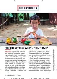 Titelbild der Ausgabe 11/2019 von GUTE NACHRICHTEN. Zeitschriften als Abo oder epaper bei United Kiosk online kaufen.