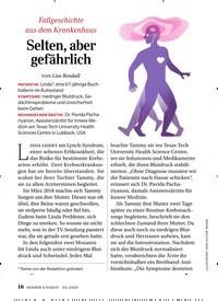 Titelbild der Ausgabe 3/2020 von Selten, aber gefährlich. Zeitschriften als Abo oder epaper bei United Kiosk online kaufen.