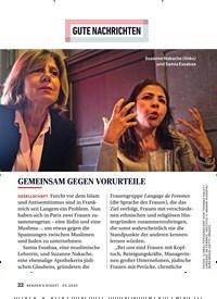 Titelbild der Ausgabe 3/2020 von GUTE NACHRICHTEN. Zeitschriften als Abo oder epaper bei United Kiosk online kaufen.