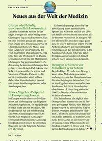 Titelbild der Ausgabe 12/2018 von Neues aus der Welt der Medizin. Zeitschriften als Abo oder epaper bei United Kiosk online kaufen.
