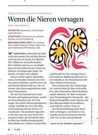 Titelbild der Ausgabe 1/2019 von READER' S DIGEST: Fallgeschichte aus dem Krankenhaus: Wenn die Nieren versagen. Zeitschriften als Abo oder epaper bei United Kiosk online kaufen.