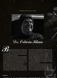 Titelbild der Ausgabe 3/2020 von » BLEIBENDE SCHÄDEN DURCH TAUCHEN «: Dr. Ortwin Khan. Zeitschriften als Abo oder epaper bei United Kiosk online kaufen.