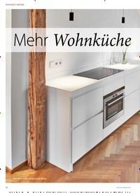 Titelbild der Ausgabe 1/2019 von Mehr Wohnküche als Kochmöbel. Zeitschriften als Abo oder epaper bei United Kiosk online kaufen.