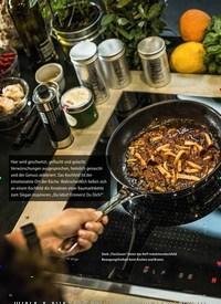 Titelbild der Ausgabe 1/2019 von KÜCHE KOCHFELDER: Das neue Statussymbol. Zeitschriften als Abo oder epaper bei United Kiosk online kaufen.