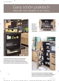 Titelbild der Ausgabe 2/2019 von WOHNWELT KÜCHE: Ganz schön praktisch. Zeitschriften als Abo oder epaper bei United Kiosk online kaufen.