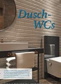 Titelbild der Ausgabe 3/2019 von PRODUKTE SPECIAL: Dusch- WCs. Zeitschriften als Abo oder epaper bei United Kiosk online kaufen.
