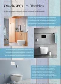 Titelbild der Ausgabe 3/2019 von PRODUKTE SPECIAL: Dusch-WCs im Überblick. Zeitschriften als Abo oder epaper bei United Kiosk online kaufen.