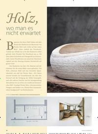 Titelbild der Ausgabe 3/2020 von BAD-STORY: Holz, wo man es nicht erwartet. Zeitschriften als Abo oder epaper bei United Kiosk online kaufen.