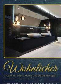 Titelbild der Ausgabe 1/2021 von Wohnlicher Luxus. Zeitschriften als Abo oder epaper bei United Kiosk online kaufen.