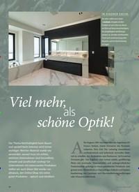 Titelbild der Ausgabe 1/2021 von NACHHALTIGE MATERIALIEN: Viel mehr, als schöne Optik!. Zeitschriften als Abo oder epaper bei United Kiosk online kaufen.