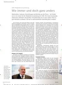 Titelbild der Ausgabe 4/2018 von Küchenverbände: AMK-Mitgliederversammlung: Wie immer und doch ganz anders. Zeitschriften als Abo oder epaper bei United Kiosk online kaufen.