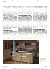 Titelbild der Ausgabe 4/2018 von Innovative Lösungen für die Küchenausstattung. Zeitschriften als Abo oder epaper bei United Kiosk online kaufen.