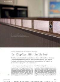 Titelbild der Ausgabe 9/2018 von Tristan Beeck forscht an Leichtbau-Lösungen:Der Klopftest führt in die Irre. Zeitschriften als Abo oder epaper bei United Kiosk online kaufen.