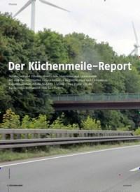 Titelbild der Ausgabe 11/2018 von Der Küchenmeile-Report. Zeitschriften als Abo oder epaper bei United Kiosk online kaufen.