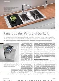 Titelbild der Ausgabe 4/2019 von Raus aus der Vergleichbarkeit. Zeitschriften als Abo oder epaper bei United Kiosk online kaufen.