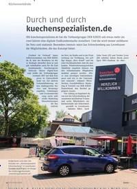 Titelbild der Ausgabe 9/2019 von Durch und durch kuechenspezialisten.de. Zeitschriften als Abo oder epaper bei United Kiosk online kaufen.