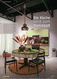 Titelbild der Ausgabe 12/2019 von Die Küche wird zum Konzept. Zeitschriften als Abo oder epaper bei United Kiosk online kaufen.