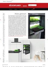 Titelbild der Ausgabe 2/2020 von Miele gärtnert. Zeitschriften als Abo oder epaper bei United Kiosk online kaufen.