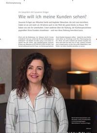 Titelbild der Ausgabe 9/2020 von Im Gespräch mit Susanne Krüger: Wie will ich meine Kunden sehen?. Zeitschriften als Abo oder epaper bei United Kiosk online kaufen.