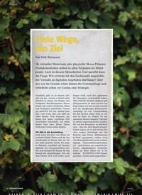 Titelbild der Ausgabe 9/2020 von Viele Wege, ein Ziel. Zeitschriften als Abo oder epaper bei United Kiosk online kaufen.