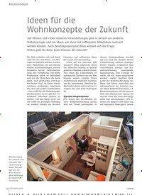 Titelbild der Ausgabe 12/2019 von Ideen für die Wohnkonzepte der Zukunft. Zeitschriften als Abo oder epaper bei United Kiosk online kaufen.