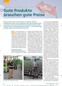 Titelbild der Ausgabe 7/2018 von Preisgestaltung in der Schweiz – zwei Beispiele: Gute Produkte brauchen gute Preise. Zeitschriften als Abo oder epaper bei United Kiosk online kaufen.