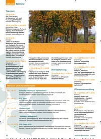 Titelbild der Ausgabe 10/2018 von Termine: Tagungen. Zeitschriften als Abo oder epaper bei United Kiosk online kaufen.
