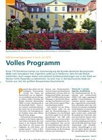 Titelbild der Ausgabe 8/2019 von BdB-Sommertagung vom 3. bis 6. Juli 2019: Volles Programm. Zeitschriften als Abo oder epaper bei United Kiosk online kaufen.
