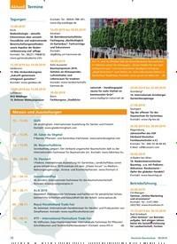 Titelbild der Ausgabe 9/2019 von Termine. Zeitschriften als Abo oder epaper bei United Kiosk online kaufen.