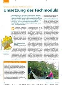 Titelbild der Ausgabe 1/2020 von Gebietseigene Gehölze: EAB Süddeutschland: Umsetzung des Fachmoduls. Zeitschriften als Abo oder epaper bei United Kiosk online kaufen.