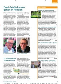 Titelbild der Ausgabe 3/2020 von Kurz notiert. Zeitschriften als Abo oder epaper bei United Kiosk online kaufen.