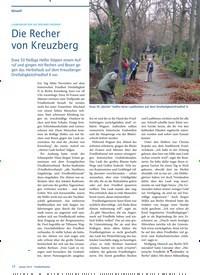 Titelbild der Ausgabe 1/2019 von LAUBHARKAKTION AUF BERLINER FRIEDHOF: Die Recher von Kreuzberg. Zeitschriften als Abo oder epaper bei United Kiosk online kaufen.