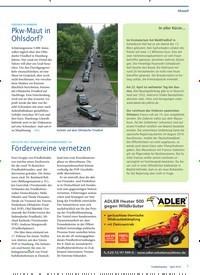 Titelbild der Ausgabe 4/2019 von In aller Kürze …. Zeitschriften als Abo oder epaper bei United Kiosk online kaufen.