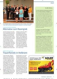 Titelbild der Ausgabe 9/2019 von In aller Kürze …. Zeitschriften als Abo oder epaper bei United Kiosk online kaufen.