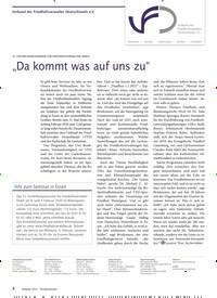 """Titelbild der Ausgabe 10/2019 von """"Da kommt was auf uns zu"""". Zeitschriften als Abo oder epaper bei United Kiosk online kaufen."""